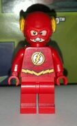 Flash angry
