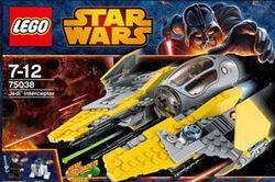 75038-1 Anakin's Jedi Interceptor