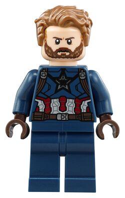 76101 1to1 MF Captain America B