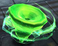 Green Spinjitzi
