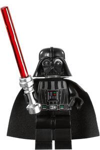 Darth Vader lsw209 met lichtzwaard