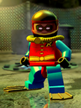 Robin dive suit