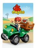 Themakaart DUPLO 2011