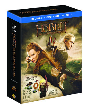 DVD The Hobbit 2 - Legolas