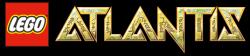 LEGO logo Atlantis