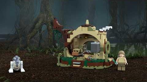 LEGO® STAR WARS™ - Хижина Йоды