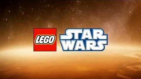 LEGO STAR WARS 7959 Geonosian Starfighter and 7964 Republic Frigate Commercial Advert
