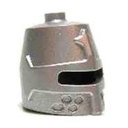 Helm 89520 (Castle,grote) zilver