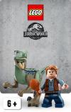 JurassicWorld Theme Button 2019