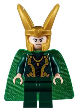 LEGO Loki 2020
