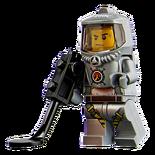 Scientist With Heatsuit (60125)