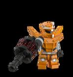 Robot Sidekick gs010 oranje