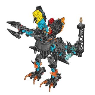 Jaw, Flyer and Splitter Beast Combi Model handleiding