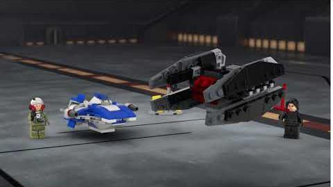 A-Wing vs