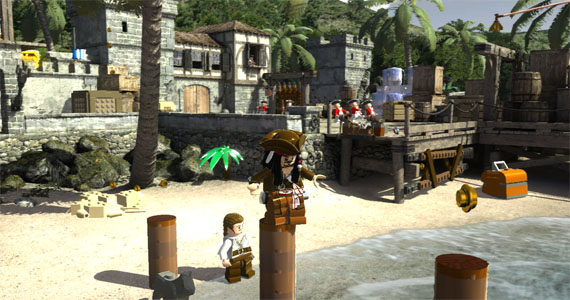 Port Royal - POTC The Video Game
