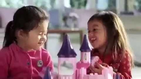 LEGO DUPLO - Disney Princess - TV Commercial
