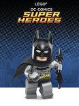 Themakaart Super Heroes DCC 201501