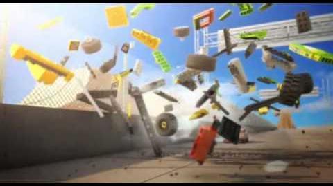 LEGO Racers 8221, 8227, 8228, 8231