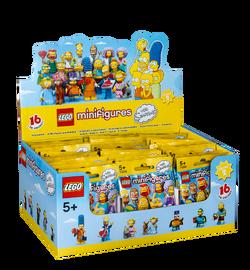 Lego 71009 box