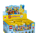 71009 Minifigures The Simpsons serie 2