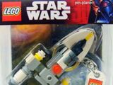852114 Y-wing Fighter Exclusive Bag Charm
