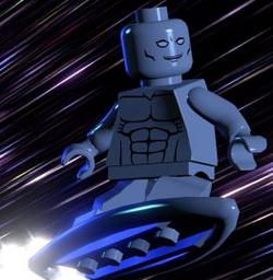 Lego silver surfer