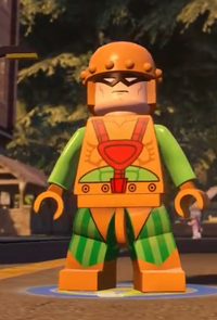Lego melter