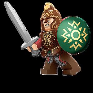 Koning Theoden bio