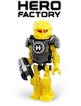 Themakaart Hero Factory 2014 shop