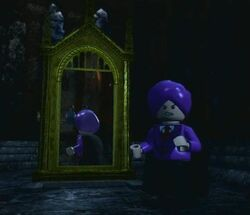 Krinkel spiegel