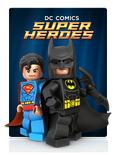 Themakaart Super Heroes DCC 201401