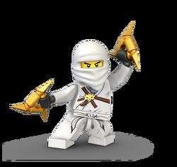 Zane Themakaart Ninjago shop