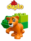 Themakaart Duplo Shop 2016