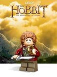 Themakaart The Hobbit 201500