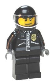 Politie Monster Truck Coureur twn182
