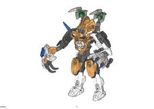 Rocka and Stormer Combiner Model handleiding