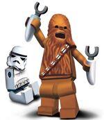 Chewie trooper