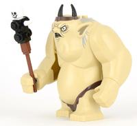 Goblinkoning met scepter