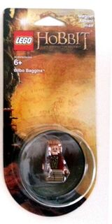 850682 Bilbo Baggins Magnet