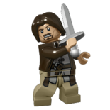 Aragorn LEGOcom
