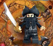 Blackbeard LEGOcom