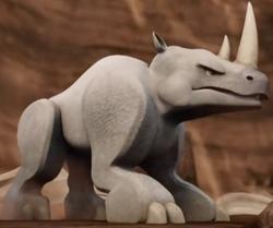 Легендарный носорог