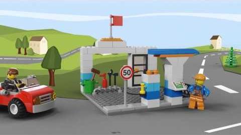 LEGO Vehicle Suitcase 10659