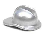 Helm (Brandweer) 3834 zilver
