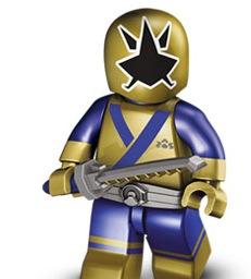 Mega Bloks Ranger