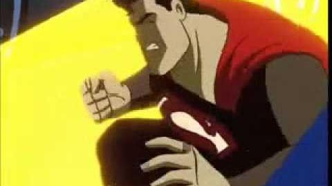 Linkara in Superman The Animated Series
