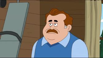 Connie's dad