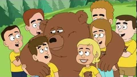 Brickleberry S02E12 My Favorite Bear ( Full Episode ) No Copyright Intended