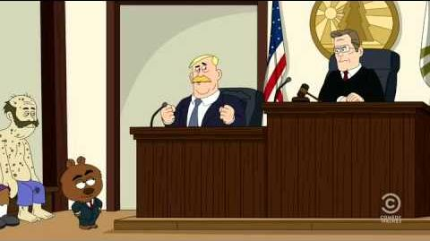 Brickleberry justice