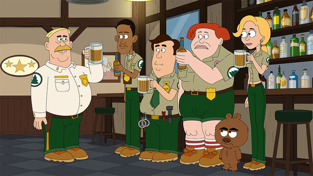 Brickleberry is cancelled